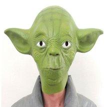 Star Wars Yoda Halloween Costume Overhead For Adult - $26.42 CAD