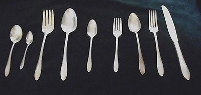 Primary image for Oneida Community Lady Hamilton silver plate 1932 flatware Pcs choice