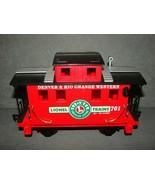 Scientific Toys: Denver & Rio Grande Western Caboose G Scale Train - $9.00