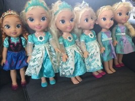 Lot Of 19 Disney Princess Dolls - $148.49