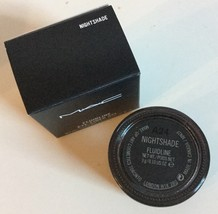 MAC Fluidline NIGHTSHADE Blackened Plum Eye Liner Gel Makeup Eyeliner M.... - $31.00