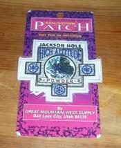 Jackson Hole High Altitude Powder Patch - $19.99