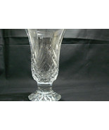 Absolutley Exquisite Rare Flower Vase in Glendale by Waterford Made in I... - $294.53