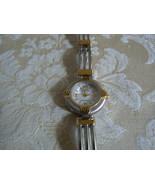 Beautiful Anne Klein Gold/Silver Tone Water Resistance Wristwatch - $19.79