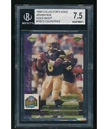 1999 Collector's Edge advantage Gold Ingot Rookie  DAUNTE CULPEPPER #160... - $5.00