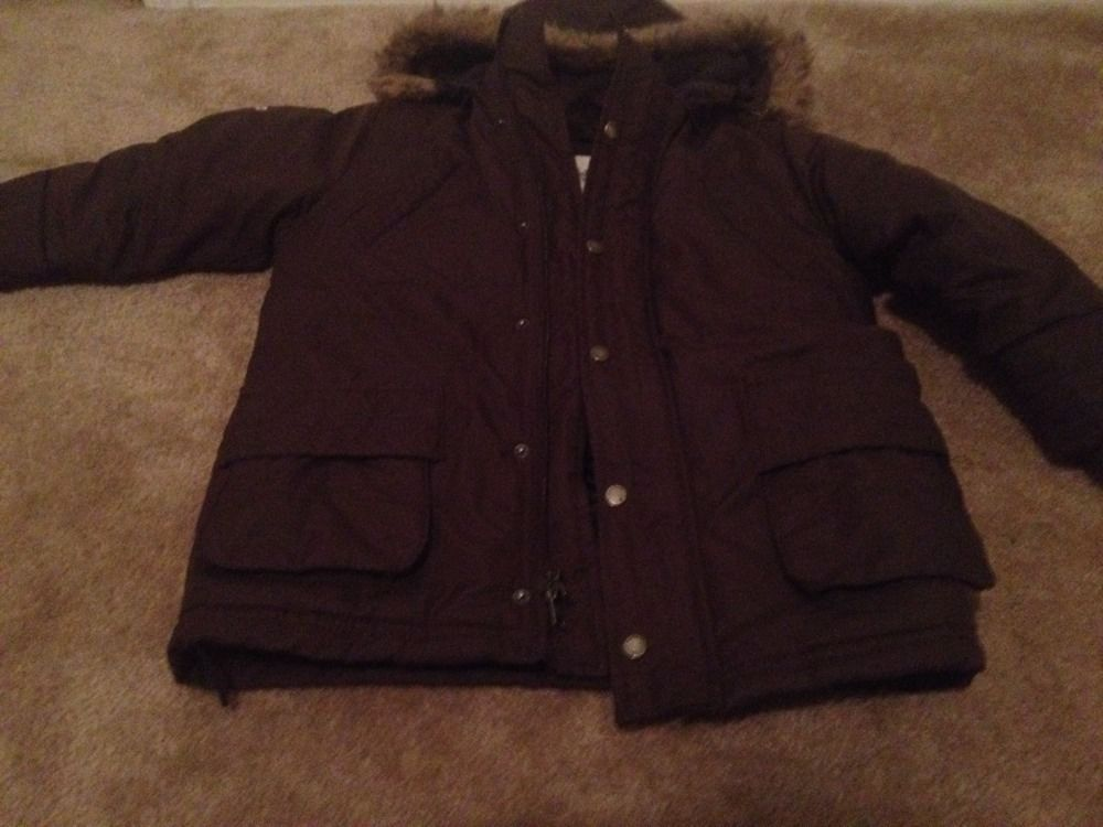 cda361a8bb TIMBERLAND Kids Coat Size 4 PreOwned Brown and similar items. S l1600
