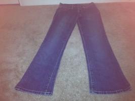"""RocaWear Women's Blue Denim Jeans Sz 3 Inseam 29 1/2 To 30"""" Pants - $12.20"""