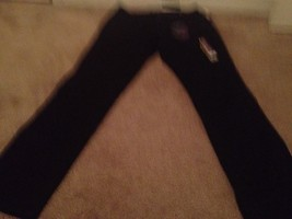 Faded Glory Women's Casual Skinny Pants Jeans Sz 12 Black Denim Jeans NWT - $31.17