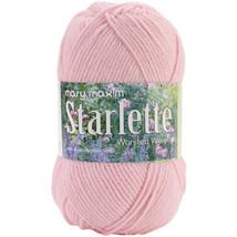 Mary Maxim Starlette Yarn Pale Petal Pink - $7.24