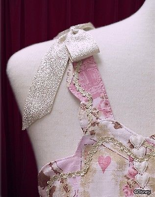 Baby The Stars Shine Bright Disney Alice Scalloped JSK Pink Lolita Fashion BTSSB image 10