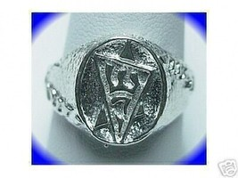 NICE New Real Solid Sterling Silver .925 Star of David ring JEWISH Judaism Jewel - $20.80
