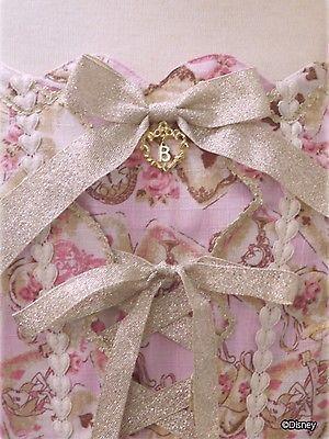 Baby The Stars Shine Bright Disney Alice Scalloped JSK Pink Lolita Fashion BTSSB image 9