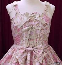 Baby The Stars Shine Bright Disney Alice Scalloped JSK Pink Lolita Fashion BTSSB image 8