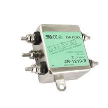 10A Rated Current AC 115V/250V Power Line EMI Filter JR-1210-R - $19.68