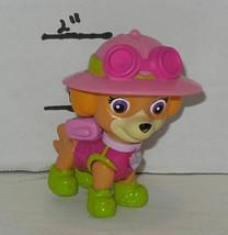 Nickelodeon Paw Patrol Spin Master Skye Pink Dog Figure Toy - $9.50