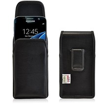 Galaxy S7 Holster, Made in USA Turtleback Vertical Samsung Galaxy S7 Bel... - $25.99
