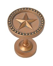 Urbanest Star Decor Drapery Medallion Holdback, 1 pc (Copper) - $12.86