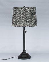 Urbanest Windsor Adjustable Table Lamp, Matte Black Finish Lamp Base wit... - $69.29