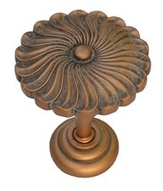 Urbanest Sierra Decor Drapery Medallion Holdback, 1 pc (Copper) - $12.86