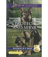 Protect and Serve Terri Reed (Rookie K-9 Unit #... - $3.75