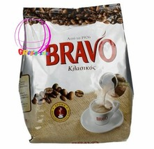 Traditional 100% Greek  Aromatic Coffee BRAVO Classic 193g - $13.99