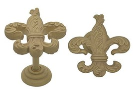 Urbanest Fleur de Lis Medallion Drapery Holdback, Set of 2, Cottage - $25.73