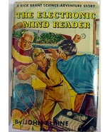 Rick Brant The Electronic Mind Reader John Blaine hcdj Science Adventure... - $16.00