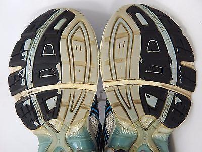 Asics Gel 1130 Women's Running Shoes Size US 8.5 M (B) EU 40 White Blue TN863