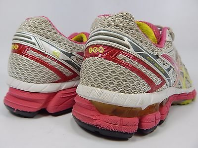 Asics GT 2000 2 Women's Running Shoes Size US 8.5 M (B) EU 40 White T3P8N