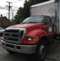 2005 FORD F750 SD For Sale In Cleveland, Ohio 44122 image 2