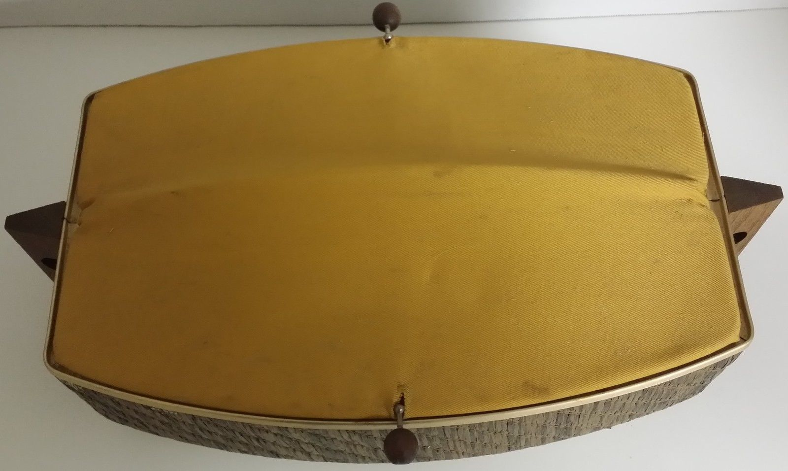 Electric Bun Warmer ~ Salton hotray vintage covered electric automatic bun