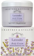 Crabtree & Evelyn Lavender Body Cream  8.8oz ne... - $48.99