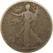1920 50C Walking Liberty Half Dollar - $24.54