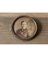 Antique 1898 Victorian Picture Brooch - $2.191,72 MXN