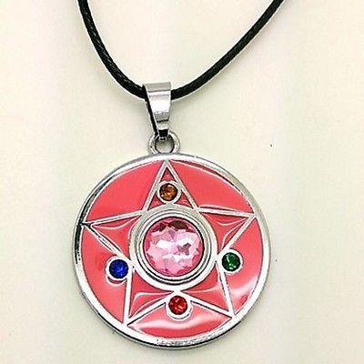 Sailor Moon Sailor Moon Cosplay Necklace