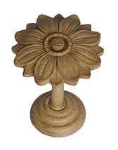 Urbanest Bloom Decor Drapery Medallion Holdback, 1 pc (Cottage) - $12.86