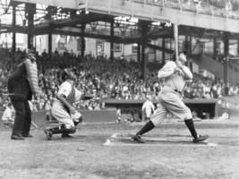 Babe Ruth New York Yankees TKK Vintage 8X10 BW Baseball Memorabilia Photo - $4.99