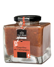 Sicilian Strawberry Jam with Champagne Villa Reale - $15.75