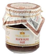 Black Olive Pate Villa Reale - $9.75