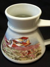 Vintage Otagiri No Spill Coffee Tea Mug Cup Air... - $14.47