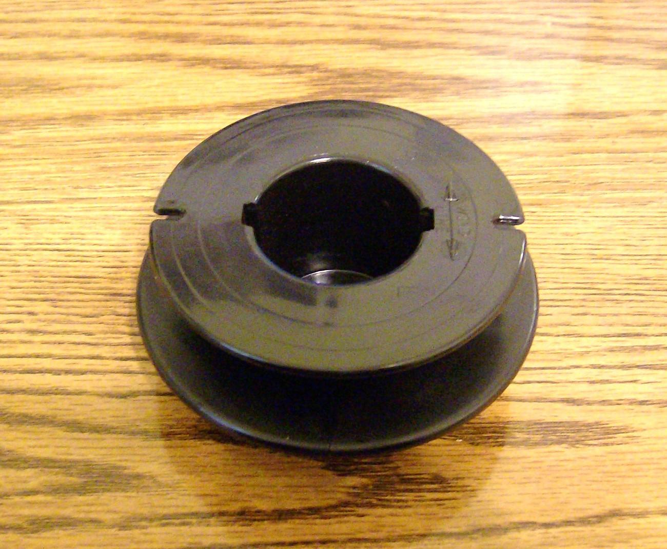 Echo string trimmer bump head knob spool 215607, P022006770 (2 SLOT) Shindiawa