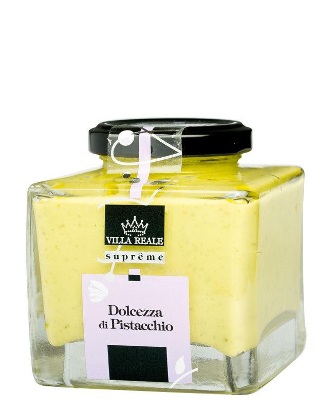 Sweet pistachio cream