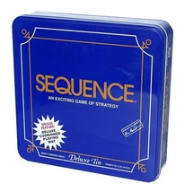 Sequence Game Cards Board Chips Party Game Indoor Fun Adults Children Kids Play - $79.96