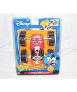 Disney Mickey & Donald FLIP OVER RACER Friction Powered! NEW! - $24.96