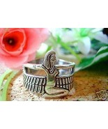 NICE New Egyptian Isis Goddess silver Ring egypt Jewelry - $36.93