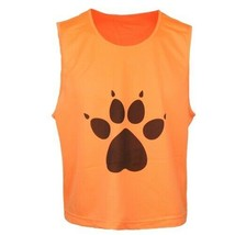 Kelme Training Team Pinnies Scrimmage Vest Soccer Football Orange KV-5901 - $19.99