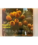 LP OTELLO PROFAZIO FOLKLORE ITALIANO CALABRIA CETRA VG+/EX - $17.81