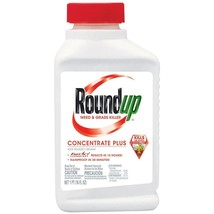 Roundup Weed & Grass Killer Concentrate Plus (16 oz) Weed Grass Killer H... - $27.99