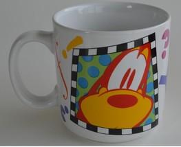 Applause ~ Disney ~ Goofy Filmstrip ~ Coffee Cup / Mug - $19.95