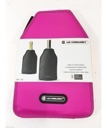 Le Creuset Wine Cooler Insulated Sleeve Pink WA - 126 NEW - $597,17 MXN